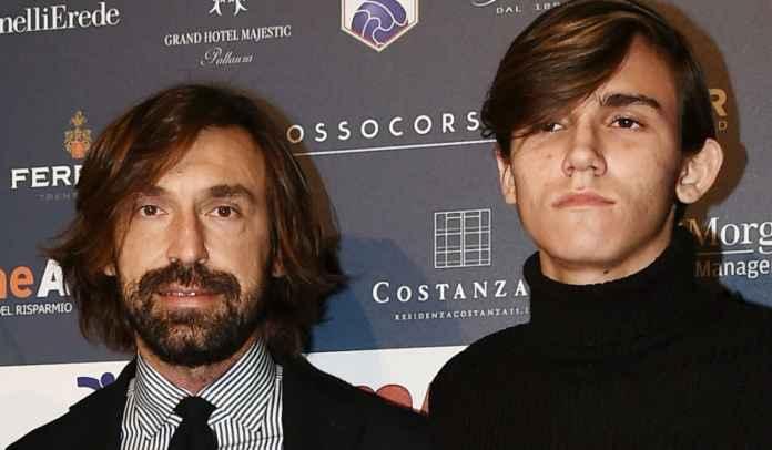 Performa Juventus semakin terpuruk, putra Andrea Pirlo menjadi korban ancaman pembunuhan