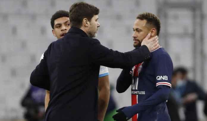 Neymar Pemain Banyak Tingkah, Banyak Gaya? Ini Kesaksian Mauricio Pochettino