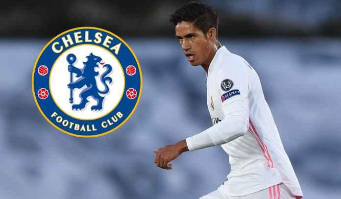 Pimpin Perburuan Raphael Varane, Chelsea Siap Bayar Bandrol Madrid 1,2 Trilyun