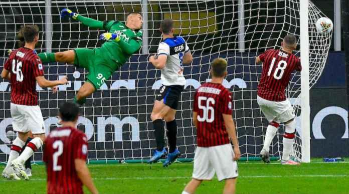 Beginilah Konspirasi Jahat Atalanta dan AC Milan Ceburkan Juventus ke Liga Europa