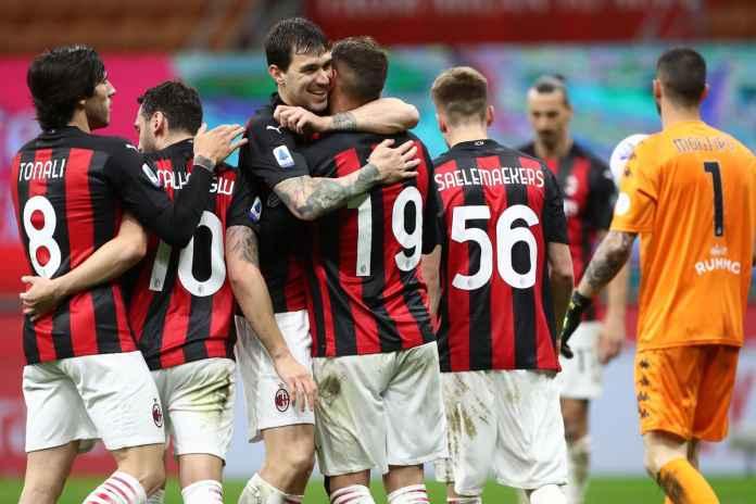 AC Milan Diharapkan Tetap Tenang Usai Diimbangi Cagliari