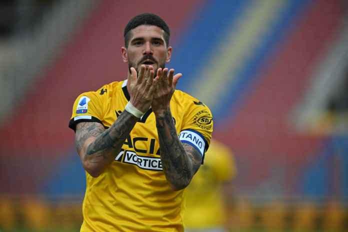 AC Milan Punya Cara Jitu Rekrut Bintang Udinese