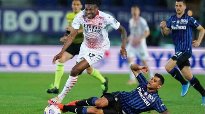 Hasil Liga Italia: Milan Menang! Pastikan Diri Rebut Satu Tiket Liga Champions
