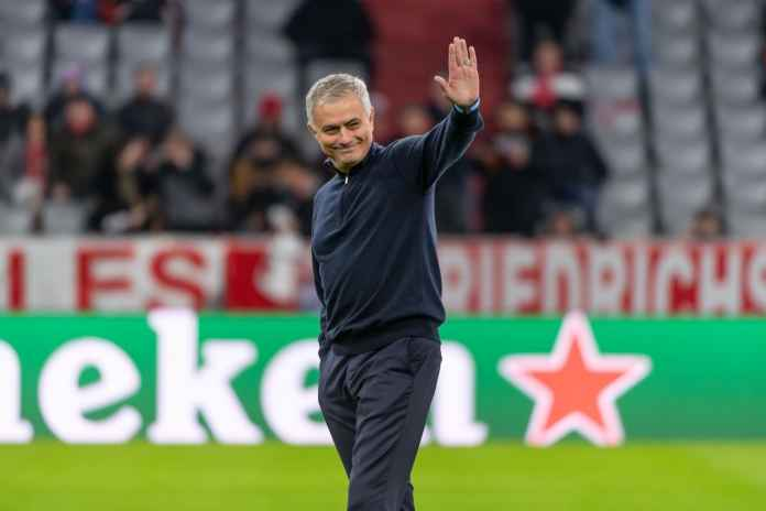 AS Roma Dikritik Datangkan Jose Mourinho