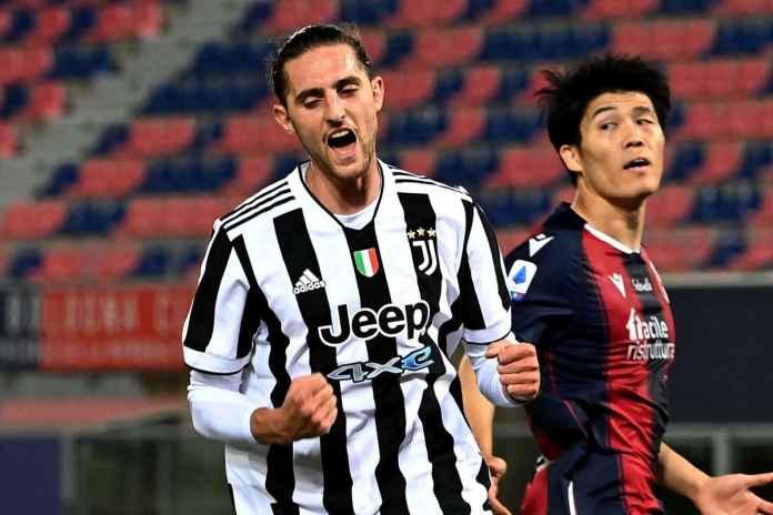 Adrien Rabiot Ungkap Alasannya Gabung ke Juventus