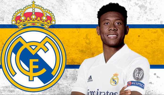 RESMI! Real Madrid Umumkan Transfer David Alaba, Dikontrak Empat Tahun