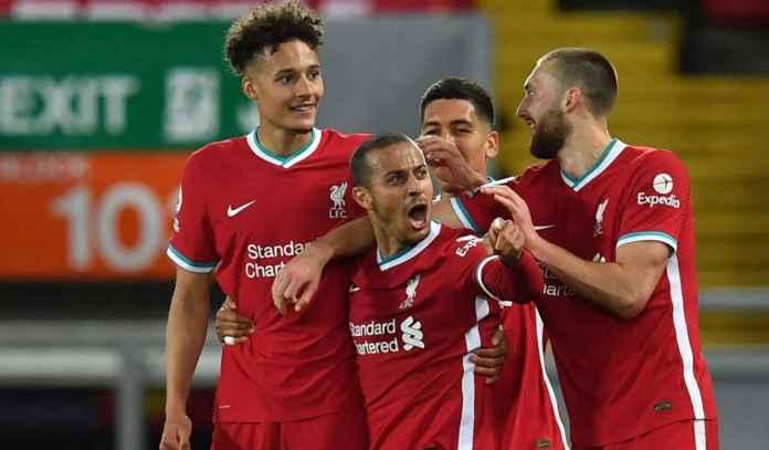 Thiago Alcantara Akui Liverpool Butuh Keajaiban Untuk Lolos ke Liga Champions
