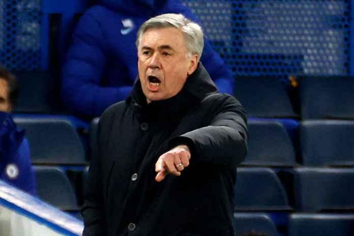 Ancelotti Serius Ingin Benahi Posisi Winger Everton