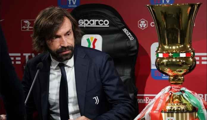 Andrea Pirlo Konfirmasi Dirinya Masih Jadi Manajer Juventus Musim Depan