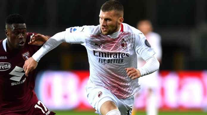 Tiga Gol 12 Menit Tadi Malam, Ante Rebic Total Baru Koleksi 11 Gol Serie A, Ngapain Saja Selama Ini?