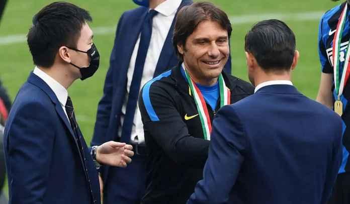 Habis Juara Serie A, Inter Bangkrut, Antonio Conte Angka Kaki Dalam 48 Jam Mendatang!