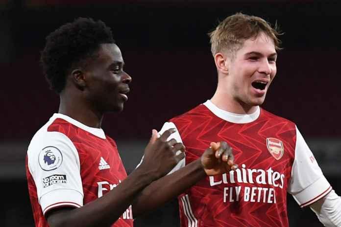 Arsenal Bisa Kehilangan Pemain Muda Terbaik Jika Tak Bangkit