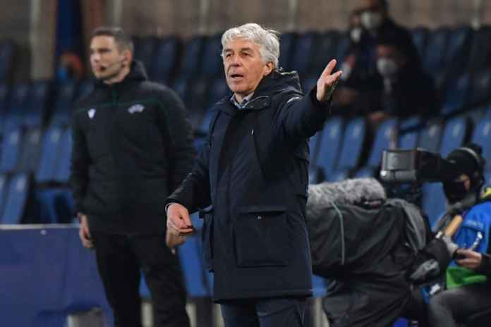 Atalanta Beri Penghormatan untuk Pelatih dan Skuad