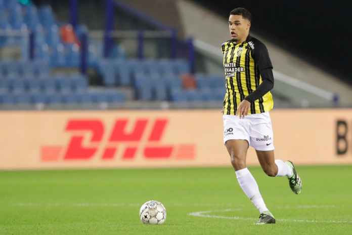 Atalanta Ngebet Rekrut Pemain Bertahan Vitesse