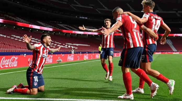 Atletico Bisa Pastikan Gelar Juara Liga Spanyol, Minggu Malam, Begini Skenarionya