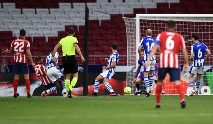 Barcelona & Real Langsung Lemas Usai Lihat Skor Sementara Atletico vs Sociedad