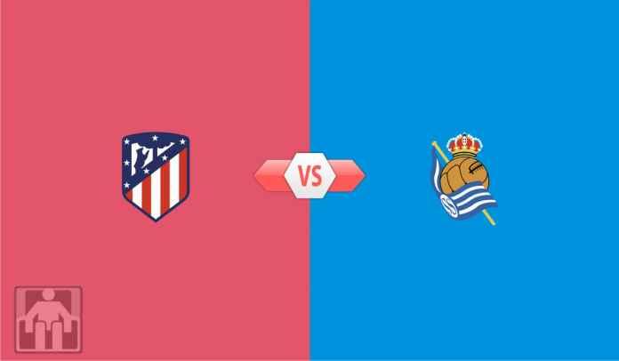 Prediksi Atletico Madrid vs Real Sociedad, Jangan Sia-Siakan Gelar di Depan Mata