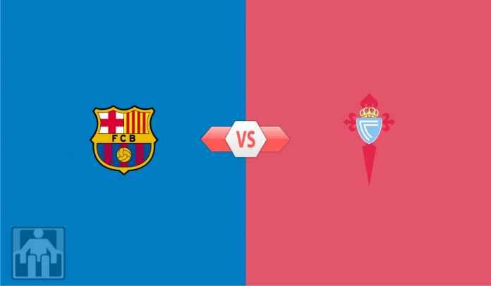 Prediksi Liga Spanyol Barcelona vs Celta Vigo, Harapan Gelar Berakhir Pekan Ini?