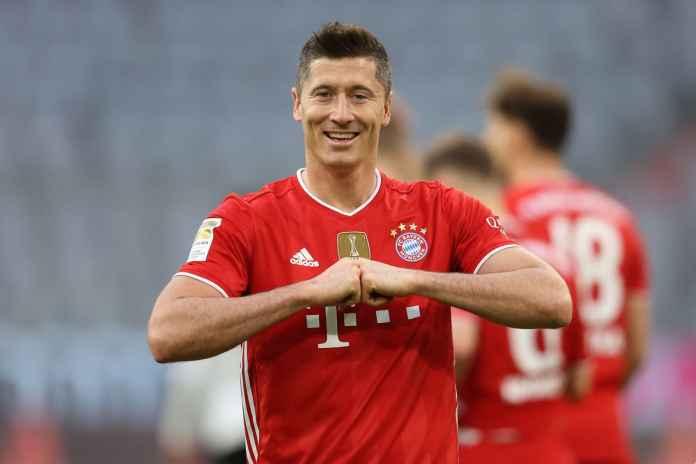 Bayern Munchen Buka Suara Soal Robert Lewandowski