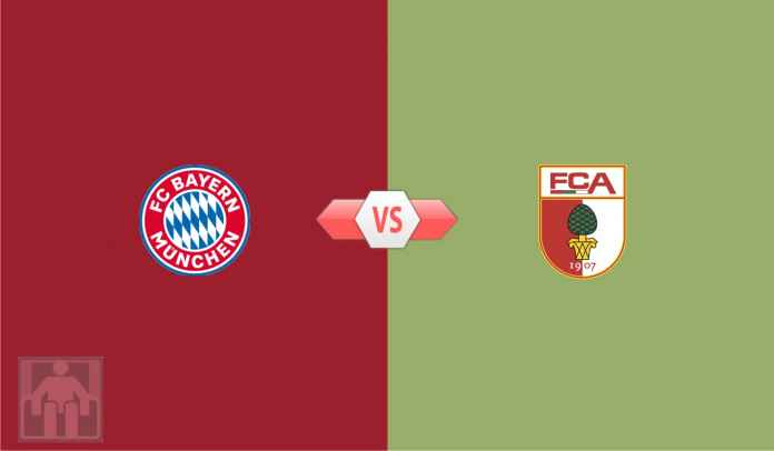 Prediksi Liga Jerman Bayern vs Augsburg, Laga Perpisahan Flick, Alaba & Martinez