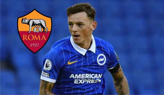 Direkomendasikan Mourinho, Kini Roma Ikut Berburu Tanda Tangan Bek Brighton