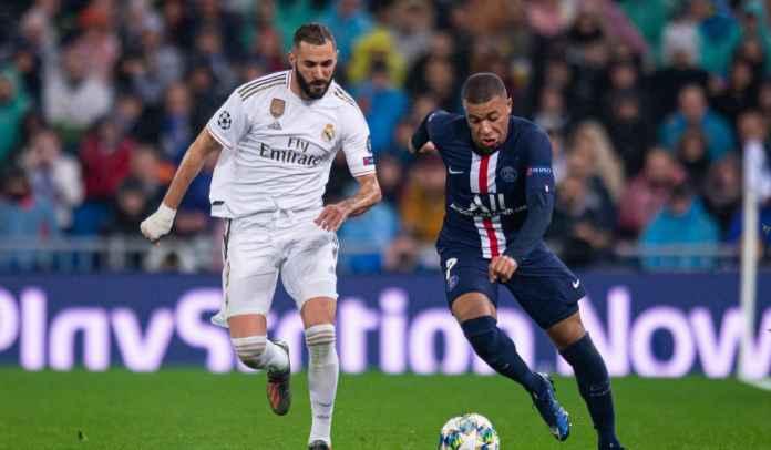 Karim Benzema Sebut Kylian Mbappe Punya Kualitas Untuk Jadi Pemain Real Madrid