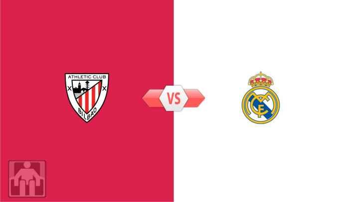 Prediksi Liga Spanyol Athletic Bilbao vs Real Madrid, Berjuang Hingga Pekan Terakhir