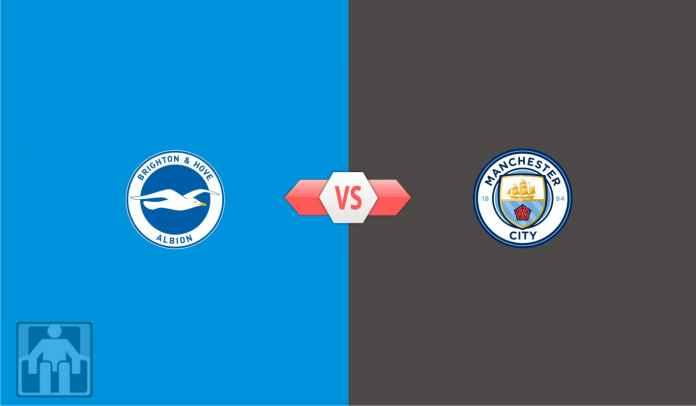 Prediksi Liga Inggris Brighton vs Manchester City, Perpanjang Rekor Kemenangan Tandang