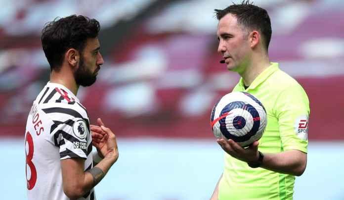 Tambah Satu Gol Untuk Man Utd, Bruno Fernandes Samai Rekor Frank Lampard