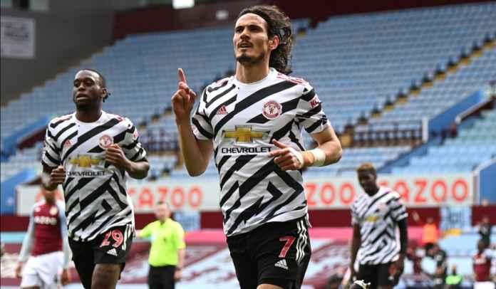 Tiga Pemain Setan Merah Catat Rekor Gol Usai Man Utd Kalahkan Aston Villa 1-3