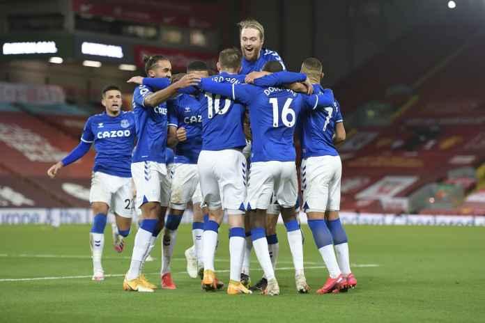 Carlo Ancelotti Pede Everton Bisa Respons Hasil Negatif