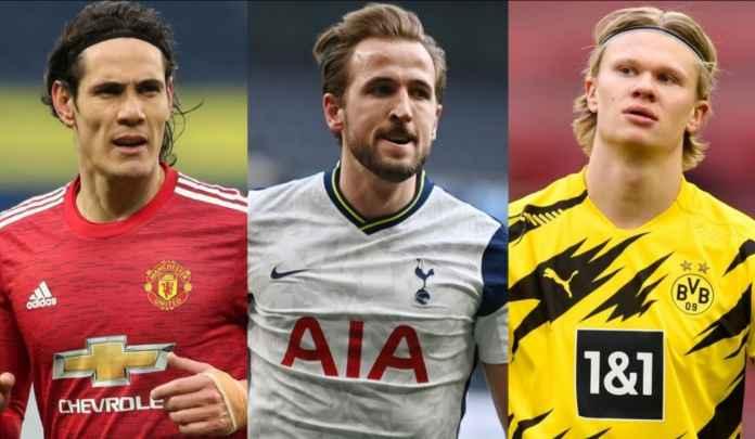 Edinson Cavani Moncer, Man Utd Didesak Tetap Datangkan Harry Kane & Erling Haaland