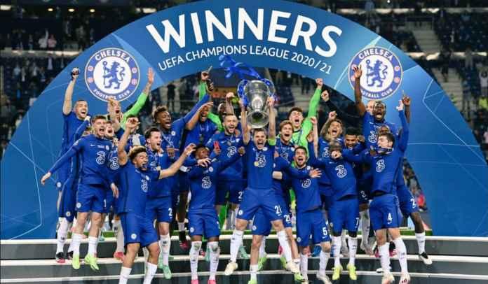 Rekor Hebat Chelsea di Kompetisi Antarklub Eropa, Tujuh Kali Final, Enam Kali Jadi Juara