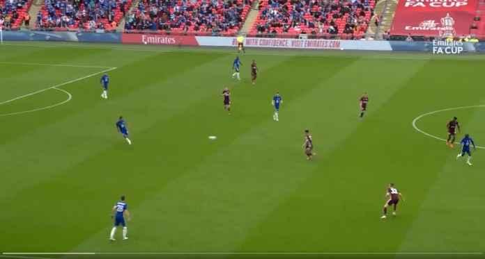 Pemain Inggris 21 Tahun Ini Paling Bersalah Chelsea Kalah 0-1 di Final Piala FA Tadi Malam