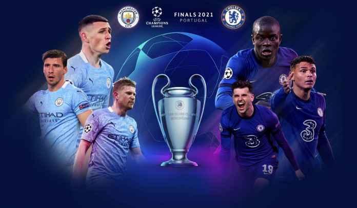 Final Liga Champions Manchester City vs Chelsea : 5 Pemain yang Harus Diperhatikan