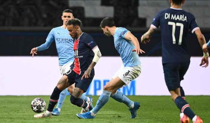 9 dari 14 Tembakan Diblok Pemain City, PSG Pertama Kalinya 0 On Target di Liga Champions!