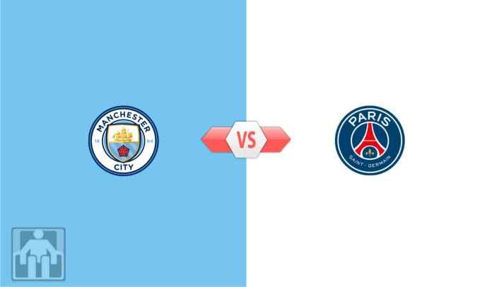 Prediksi Manchester City vs Paris Saint-Germain, Waspadai Rekor Tandang Les Parisiens