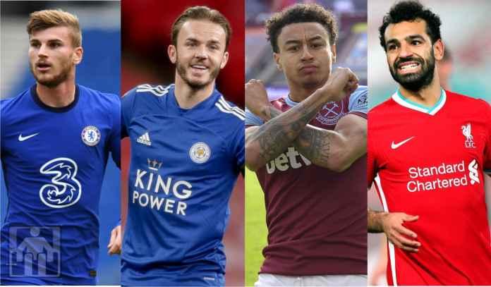 Chelsea, Leicester, West Ham & Liverpool, Dua Tiket Liga Champions Tersisa Buat Siapa?