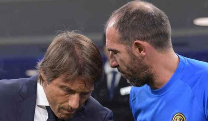 Dikalahkan Juventus Via Gol Penalti Kontroversi, Inter Milan Tak Mau Salahkan Wasit