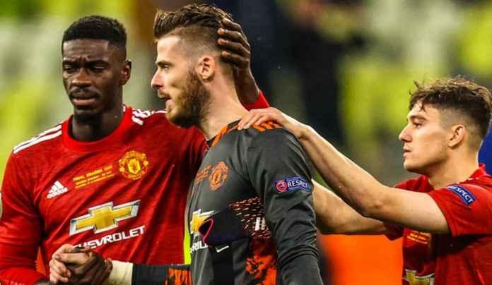 Gagal Selamatkan Penalti, Gagal Nendang Penalti, De Gea Jadi Pelampiasan Kemarahan Fans
