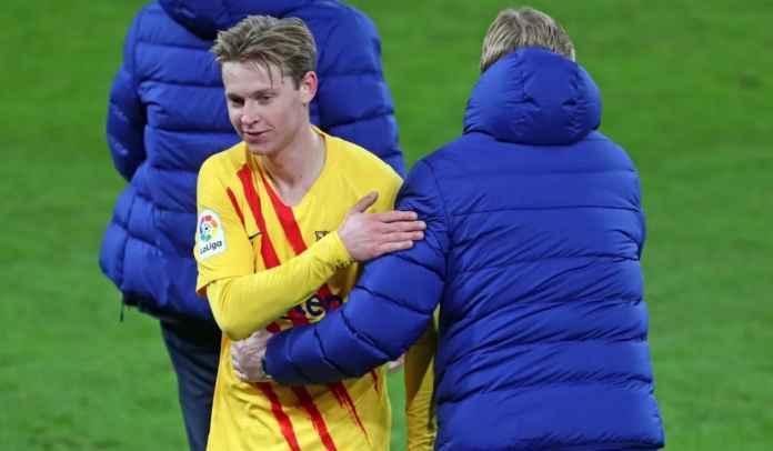 Frenkie de Jong Harap Ronald Koeman Masih Latih Barcelona Musim Depan