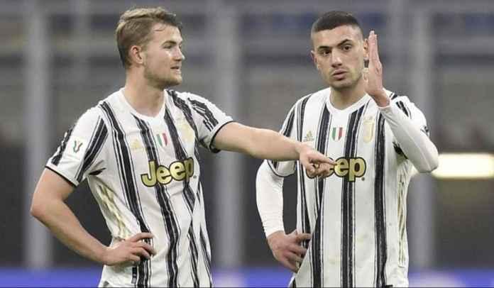 Juventus Terima Tawaran Setengah Trilyun Untuk Bek Tengah Ini Dari Klub Inggris