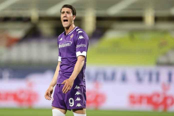 Dusan Vlahovic Kini Bikin Cemas Fiorentina
