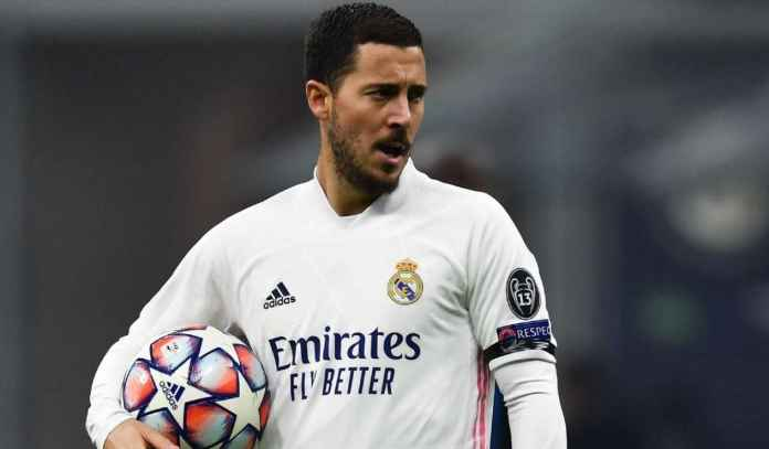 Kecewa Berat, Real Madrid Siap Jual Murah Eden Hazard, Harga Diskon 56 Persen!