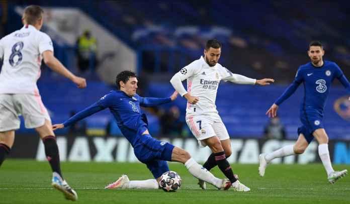 Eden Hazard & Sergio Ramos Tak Pantas Bermain di Semifinal Liga Champions Ini