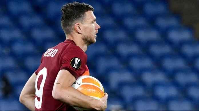 9 Gol Edin Dzeko yang Bikin Pendukung Man United Benci Banget Pemain Bosnia Ini