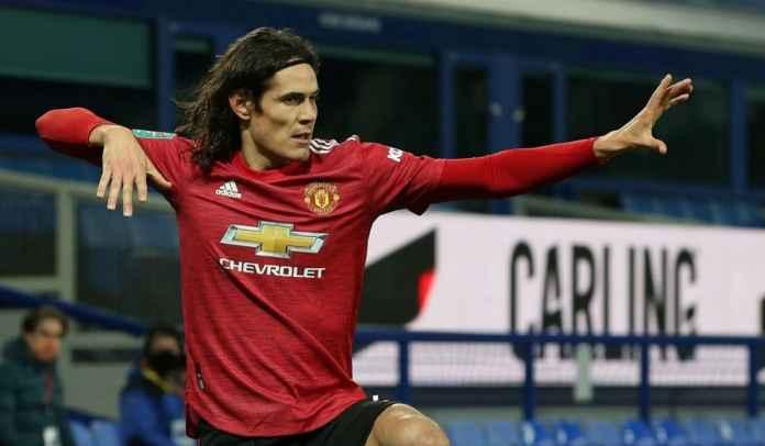 Fabrizio Romano : Edinson Cavani Sudah Tanda Tangan Kontrak Baru di Man Utd