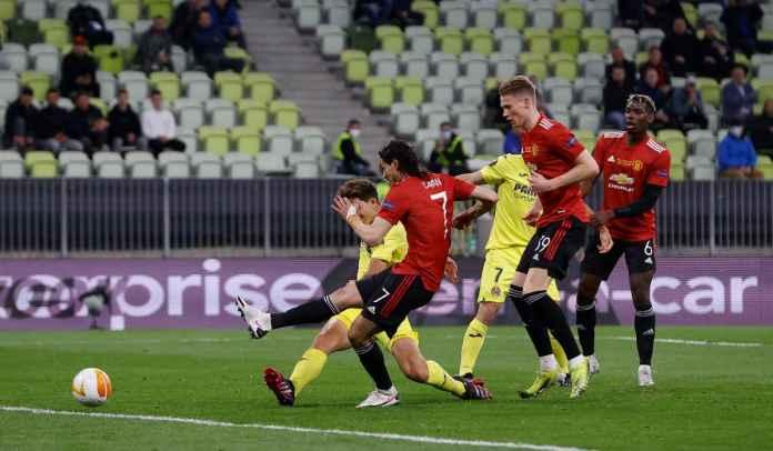 Cavani Jadi Pencetak Gol Tertua Ketiga di Final Eropa, Hanya Kalah dari Dua Legenda Ini