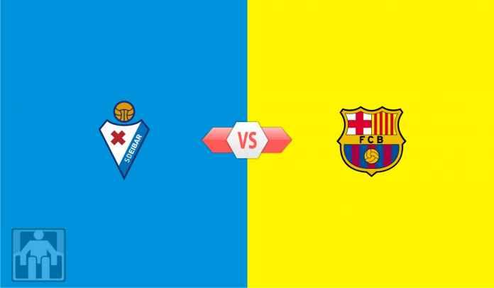 Prediksi Liga Spanyol Eibar vs Barcelona, Selamat Tinggal Lawan Favorit Lionel Messi