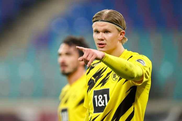 Erling Haaland Masih Utamakan Borussia Dortmund